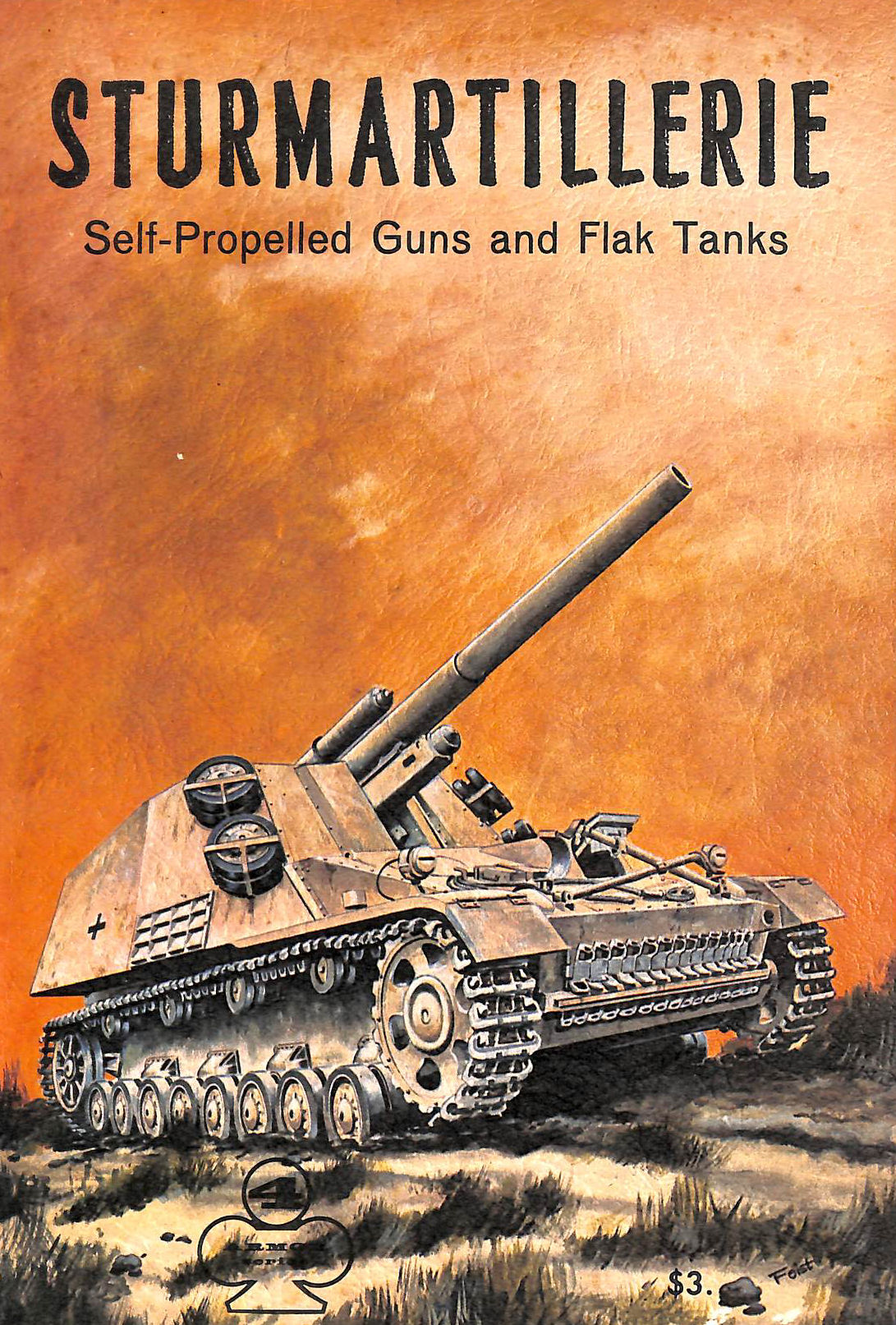 Image for Sturmartillerie : Self-Propelled Guns and Flak Tanks : Armor Series Vol. 4
