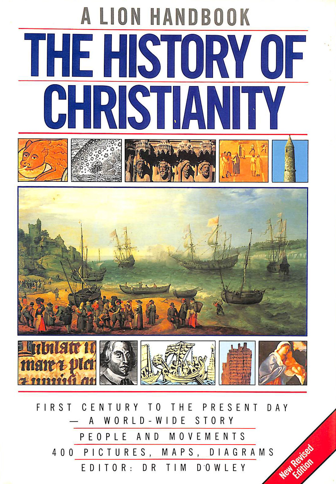 Image for The History of Christianity (A Lion Handbook)