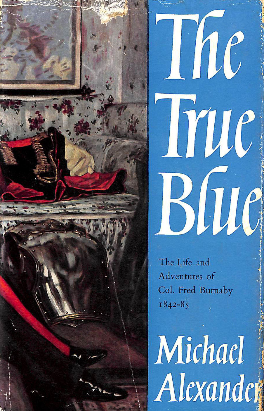 Image for The True Blue by Michael Alexander