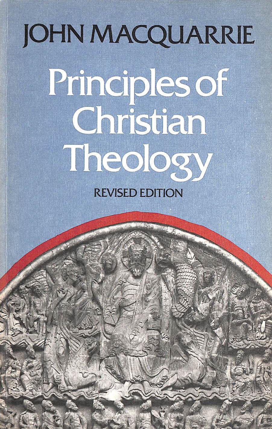 Image for Principles of Christian Theology