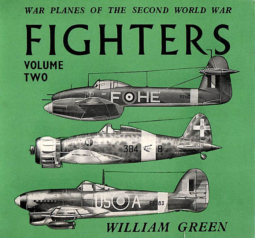 Image for War Planes of the Second World War: Fighters: Volume 2
