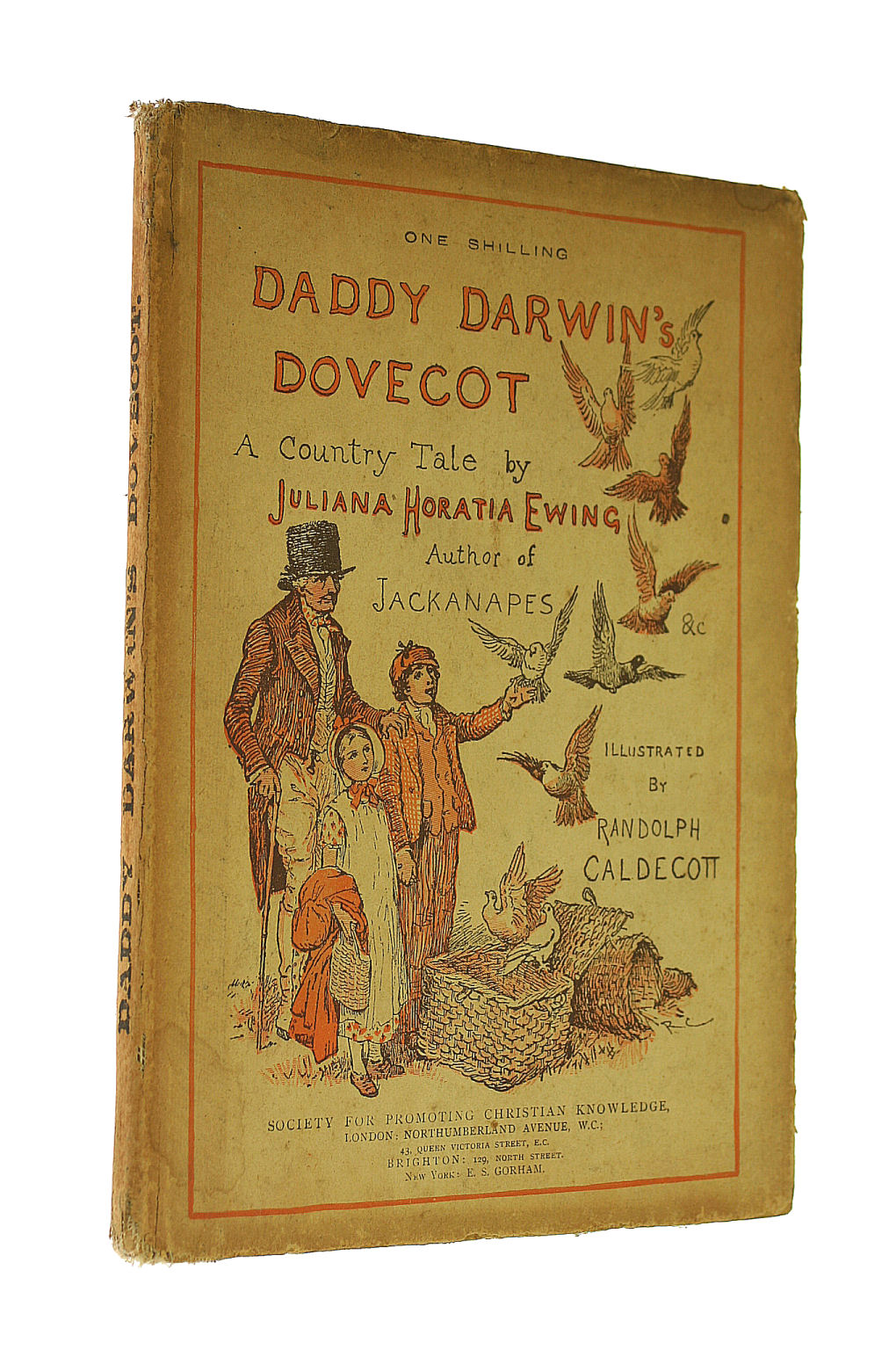 Image for Daddy Darwins Dovecot - A Country Tale