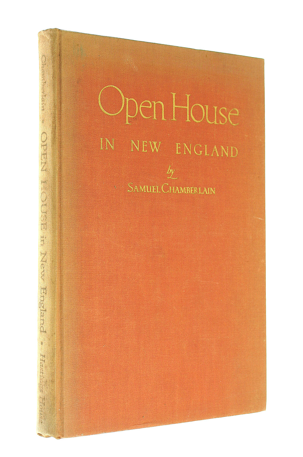 Image for Open House: In New England