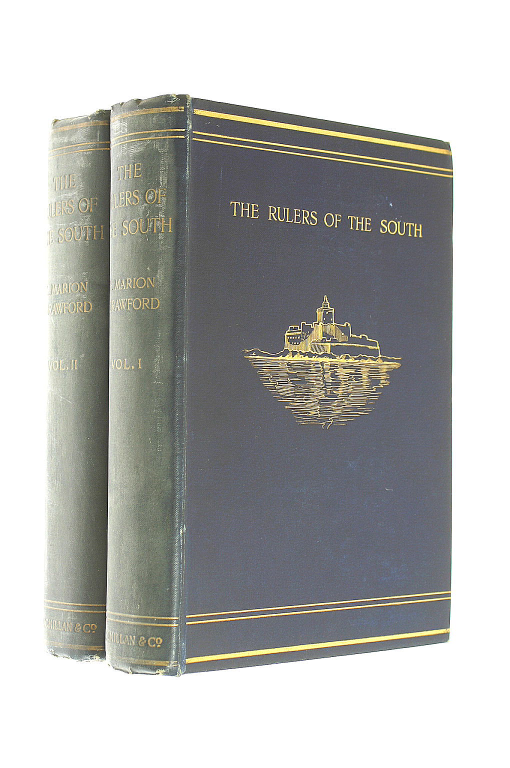 Image for The Rulers Of The South Sicily, Calabria. Malta. 2 Vols.