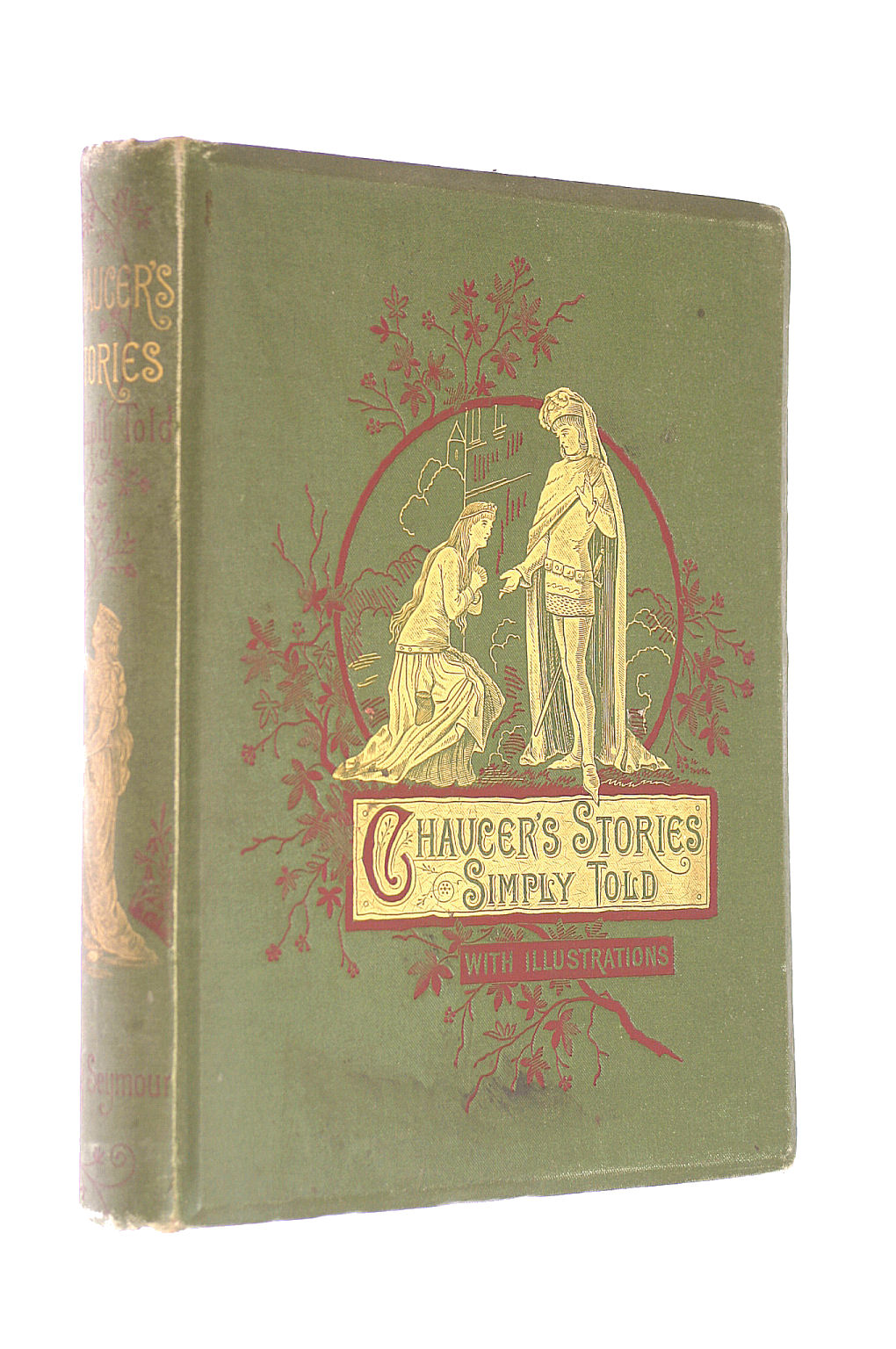 Image for Chaucer'S Stories Simply Told.