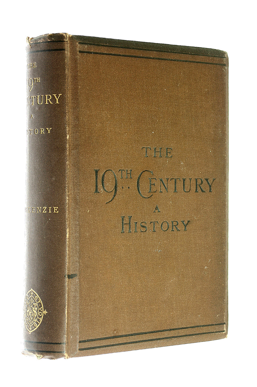 Image for The 19th Century: A History