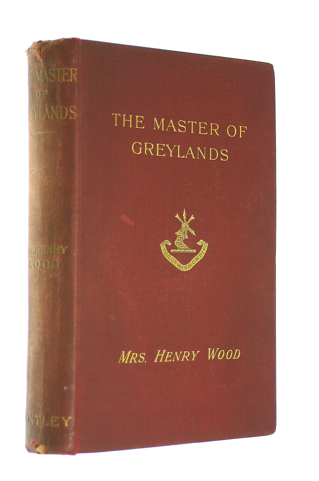 Image for The Master of Greylands