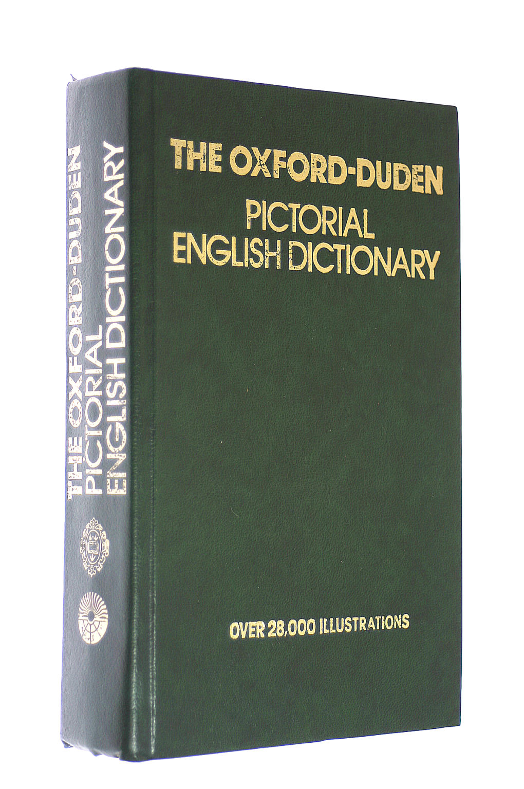 Image for Oxford-Duden Pictorial English Dictionary: Special Edition