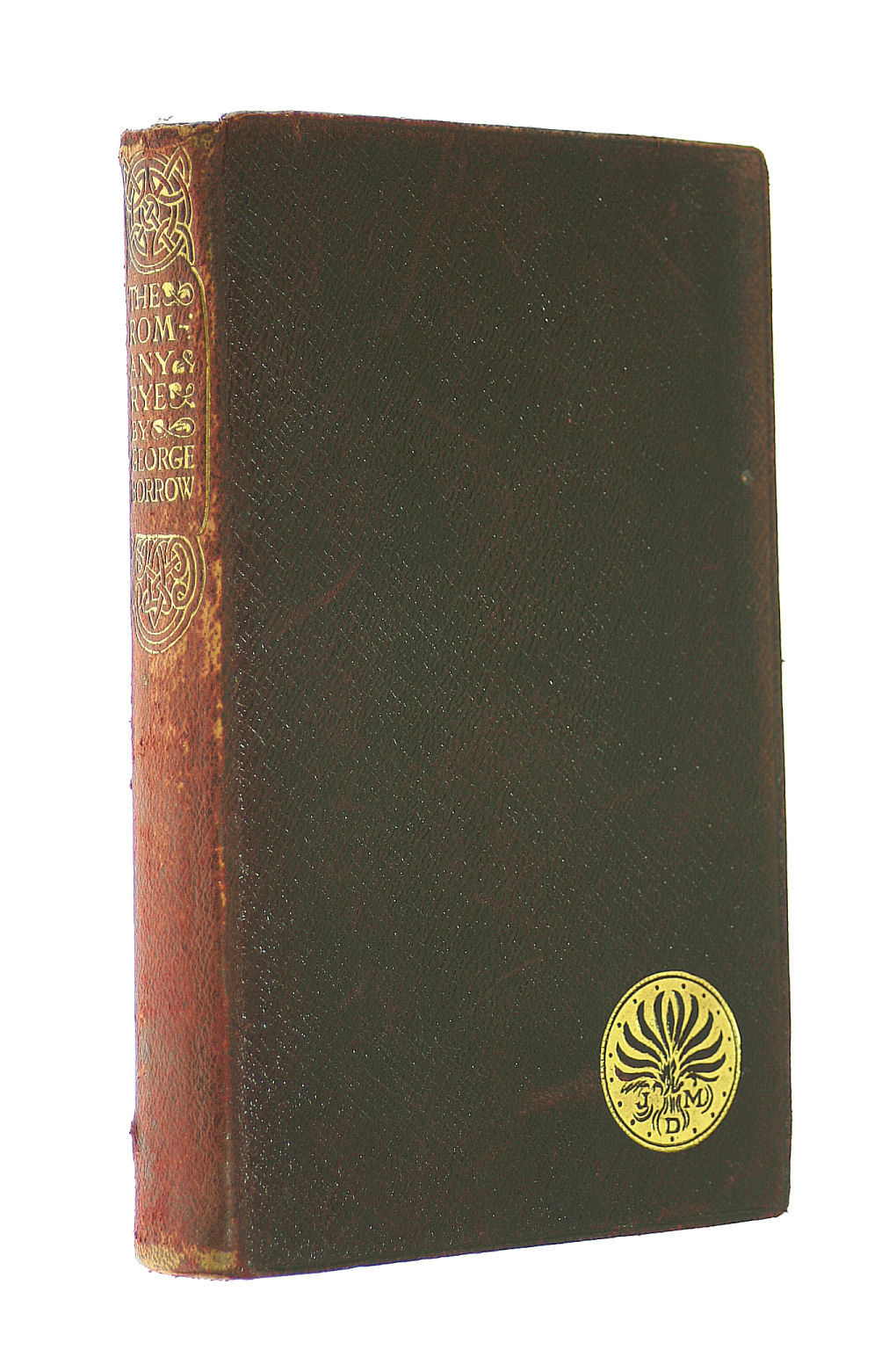 Image for The Romany Rye. Everyman's Library No. 120