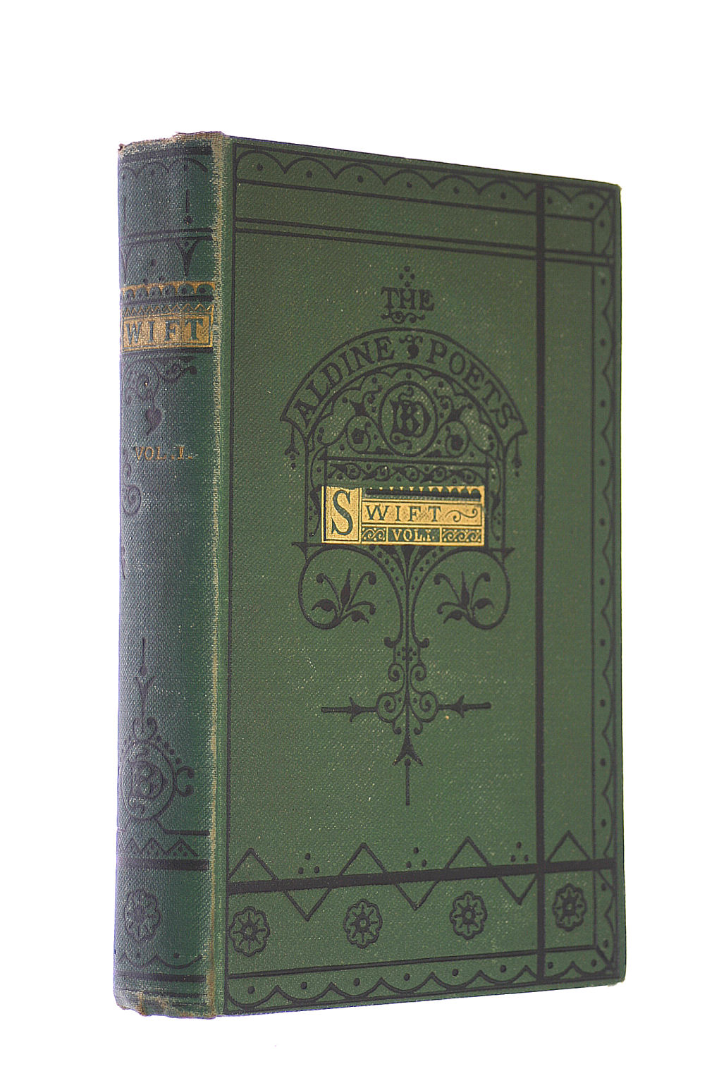 Image for The Poetical Works of Jonathan Swift. Volume 1