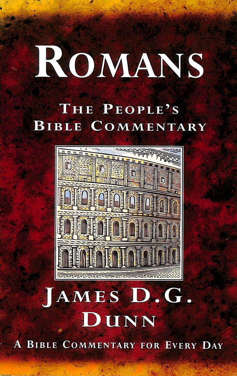 Image for Romans: The People's Bible Commentary