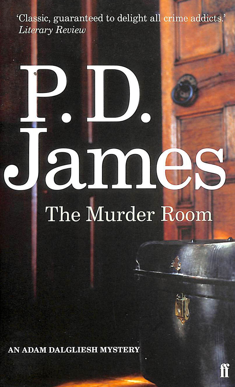 Image for The Murder Room