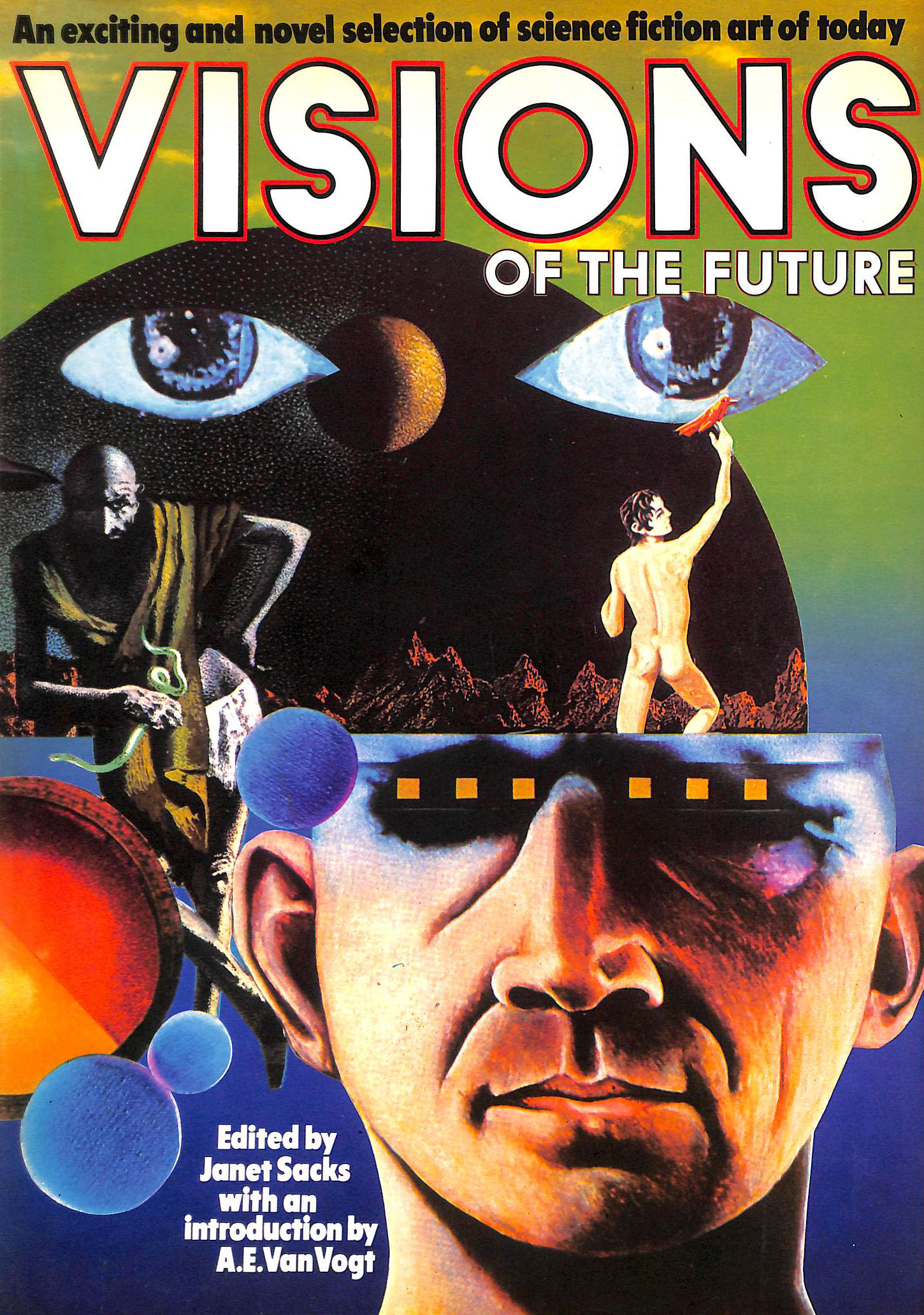 Image for Visions of the Future
