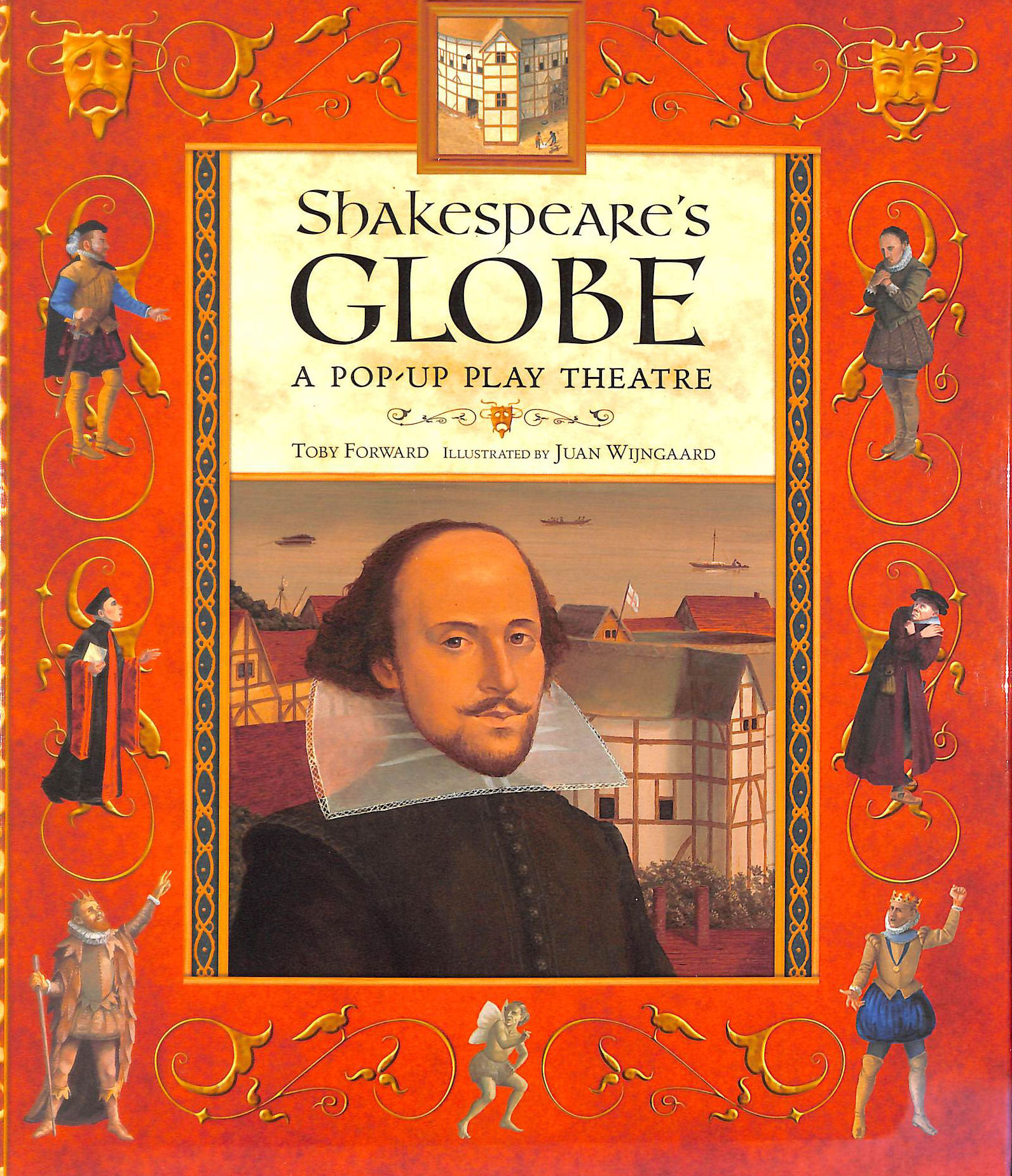 Image for Shakespeare's Globe: A Pop-Up Play Theatre