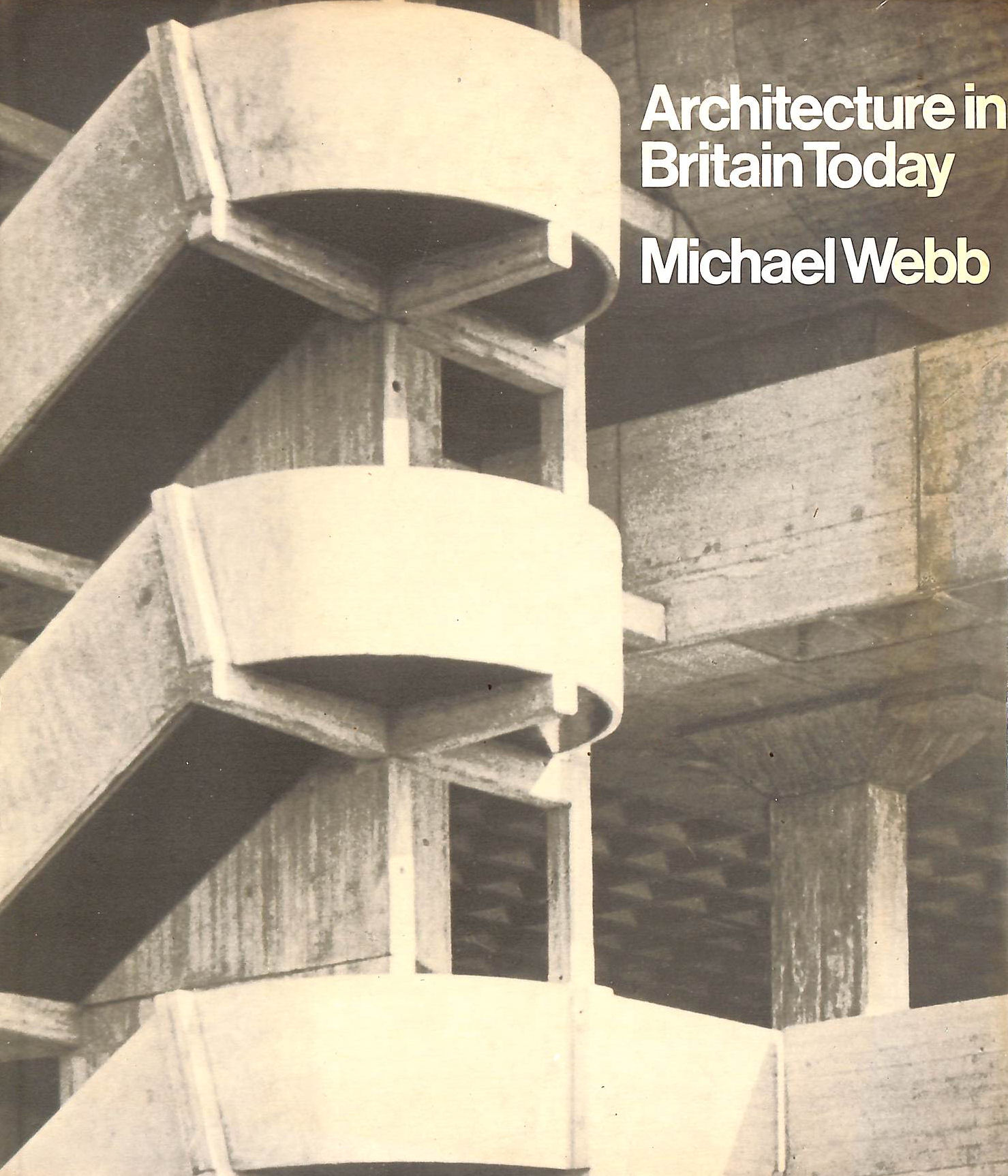 Image for Architecture in Britain Today