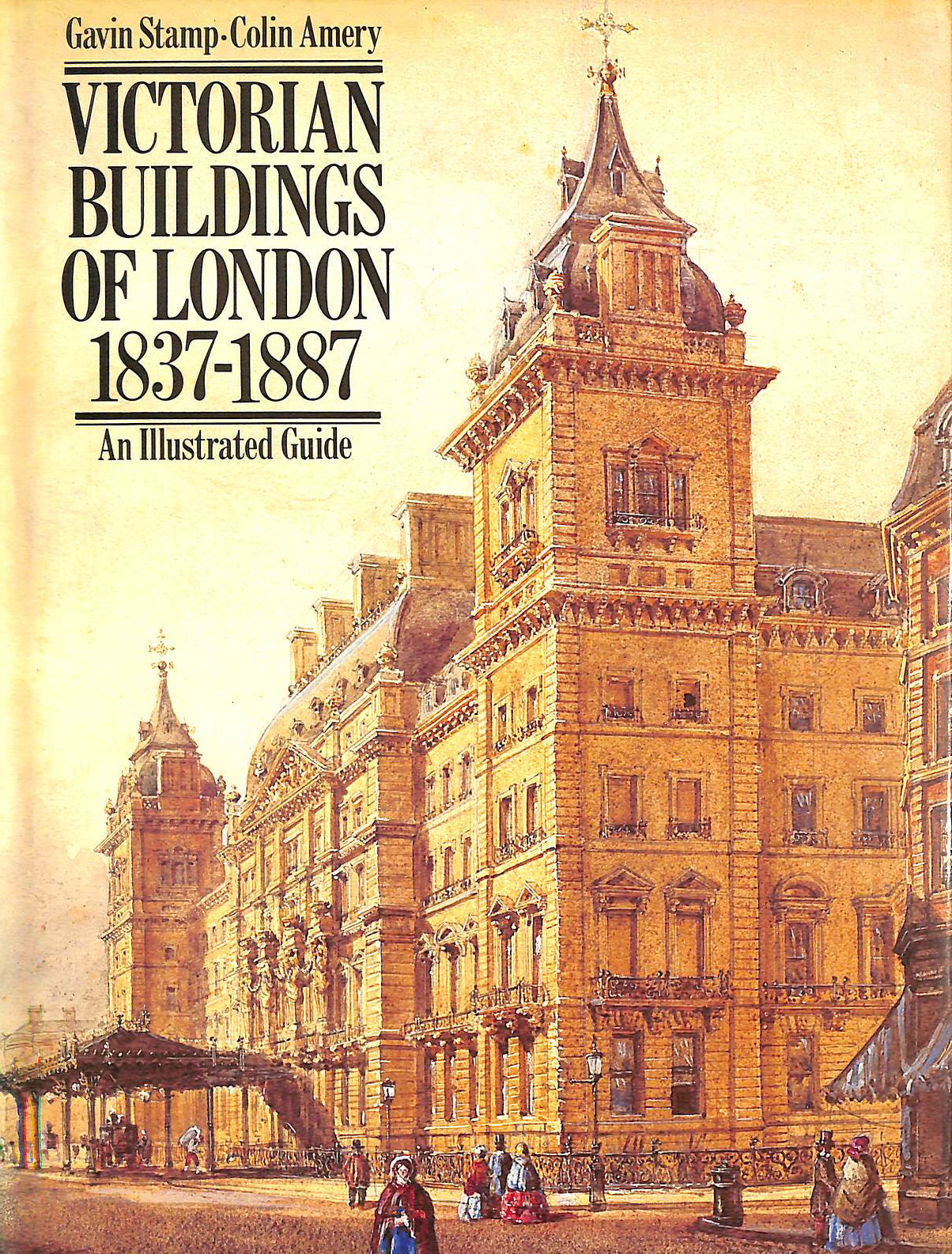 Image for Victorian Buildings in London, 1837-87: An Illustrated Guide