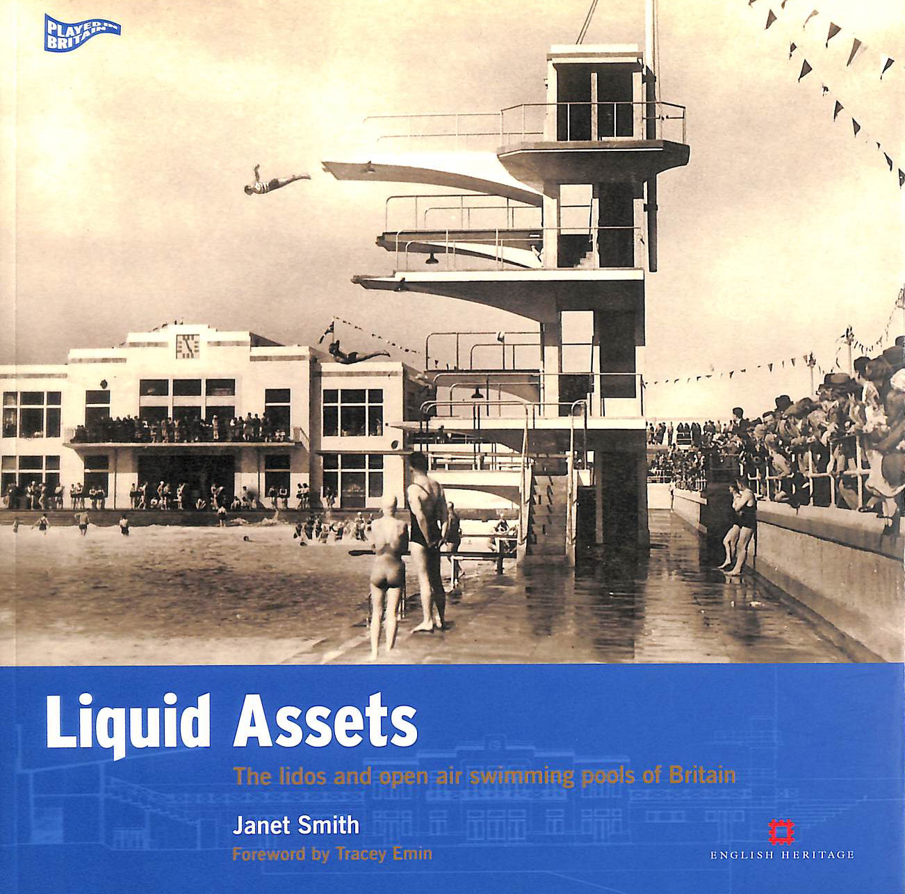 Image for Liquid Assets: The Lidos and Open Air Swimming Pools of Britain