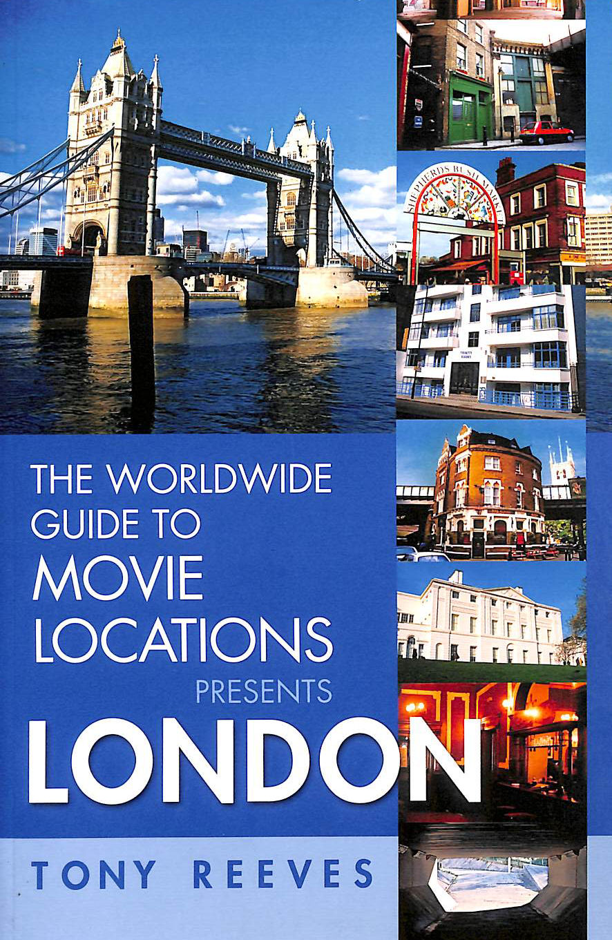 Image for The Worldwide Guide to Movie Locations Presents London