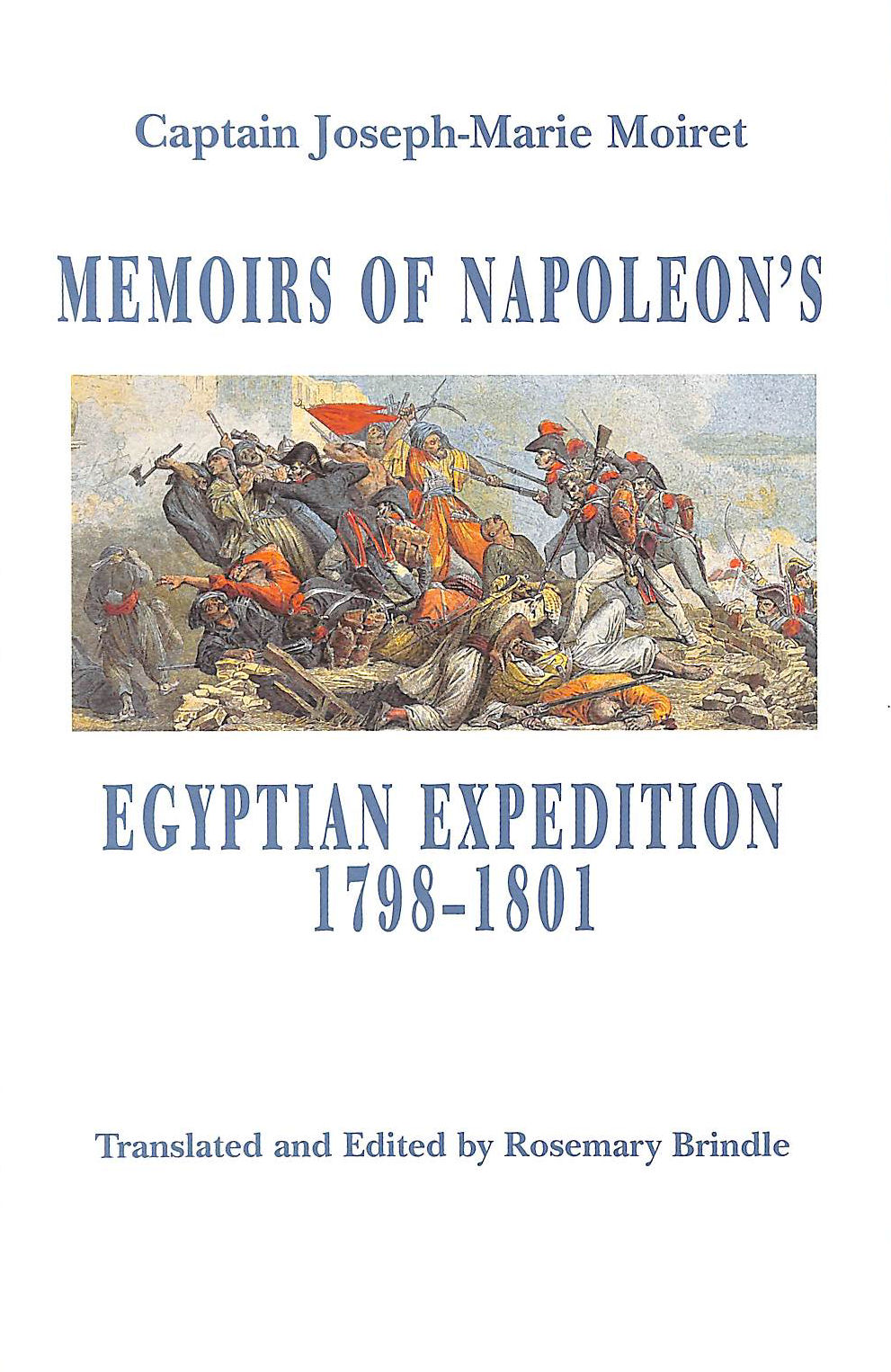Image for Memoirs of Napoleon's Egyptian Expedition, 1798-1801
