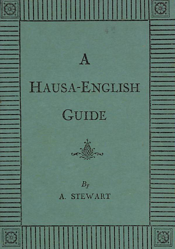 Image for A Hausa-English Guide
