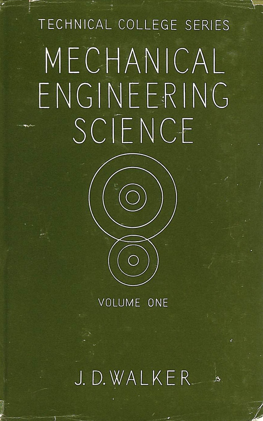 Image for Mechanical Engineering Science For National Certificate, Volume 1: First Year Mechanics And Heat