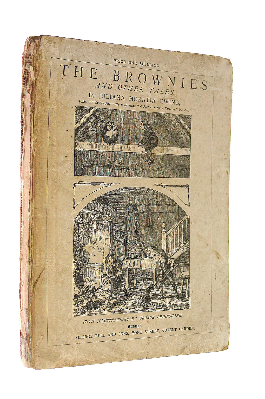 Image for The Brownies And Other Tales.