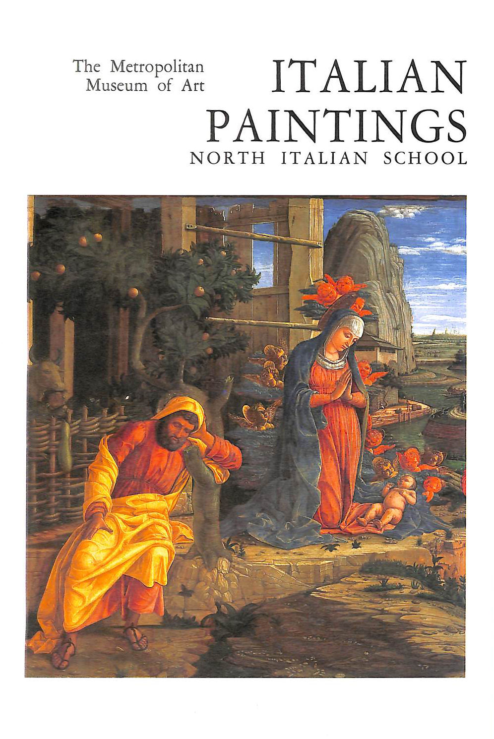 Image for Italian Paintings: North Italian School. A Catalogue Of The Collection Of The Metropolitan Museum Of Art