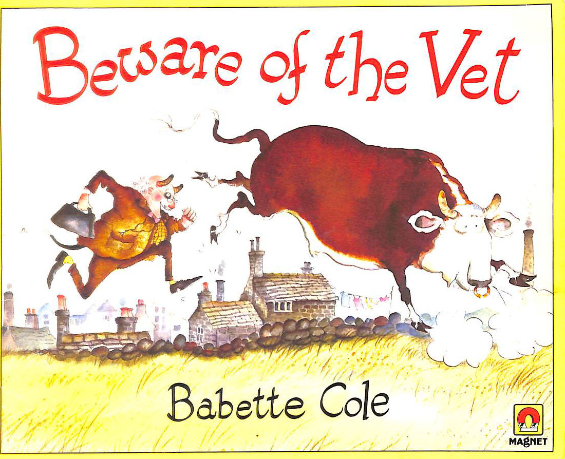 Image for Beware of the Vet