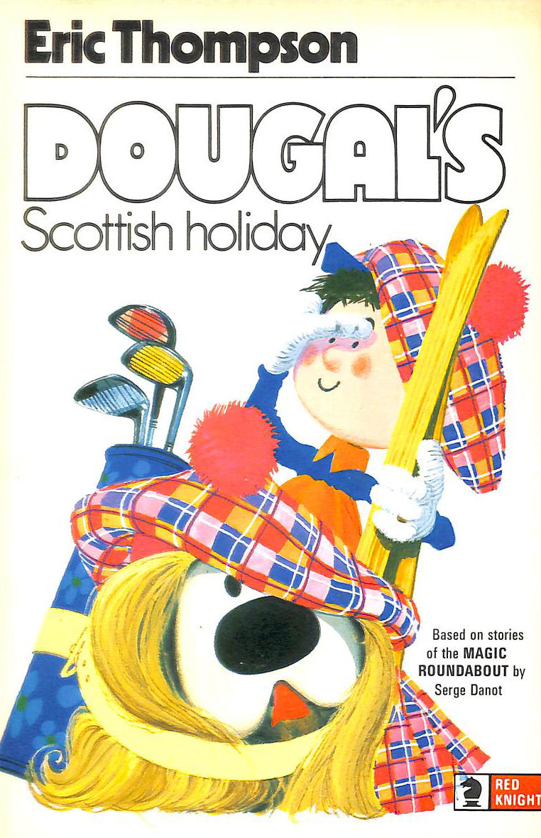 Image for Dougal's Scottish Holiday