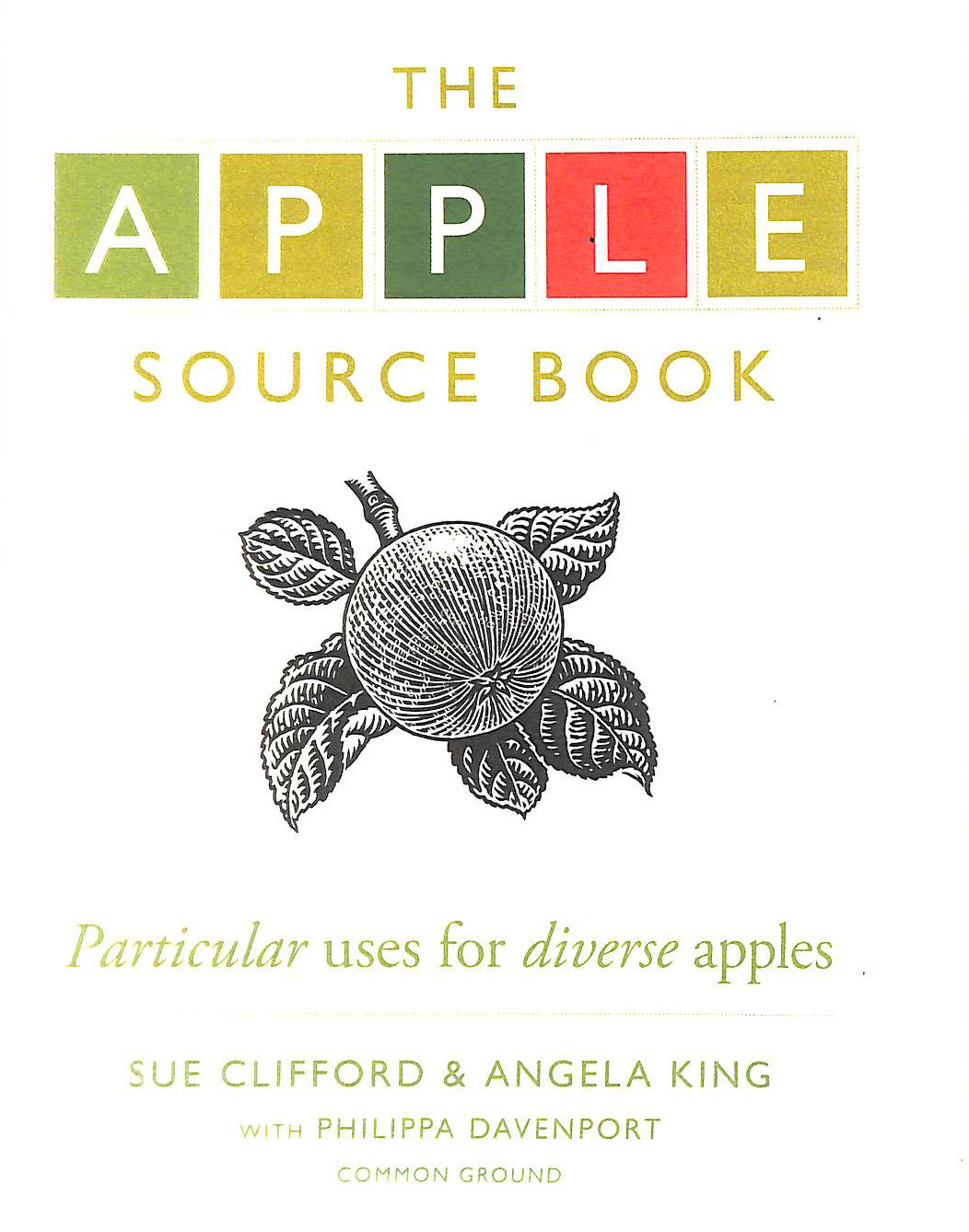 Image for The Apple Source Book