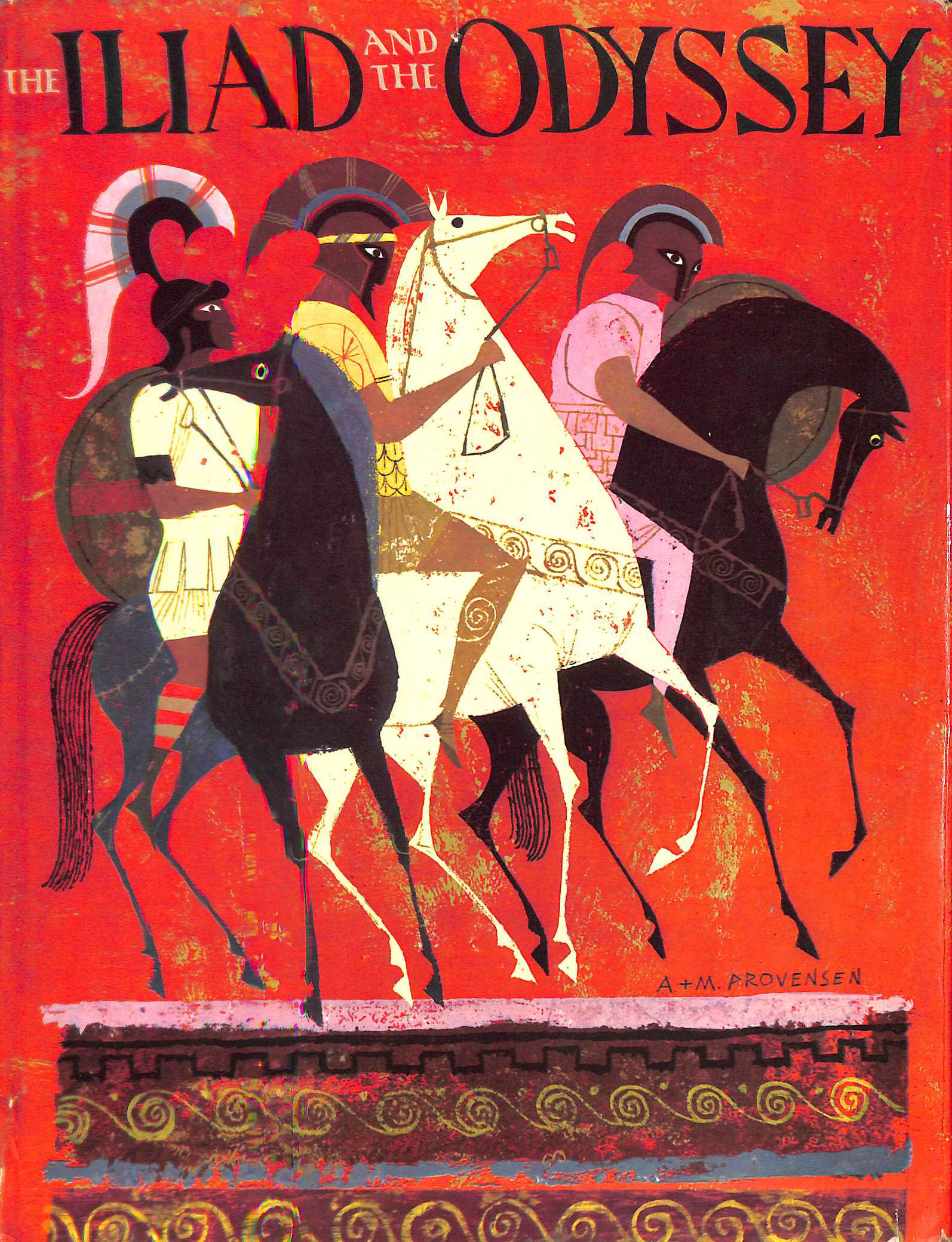 Image for The Iliad and The Odyssey