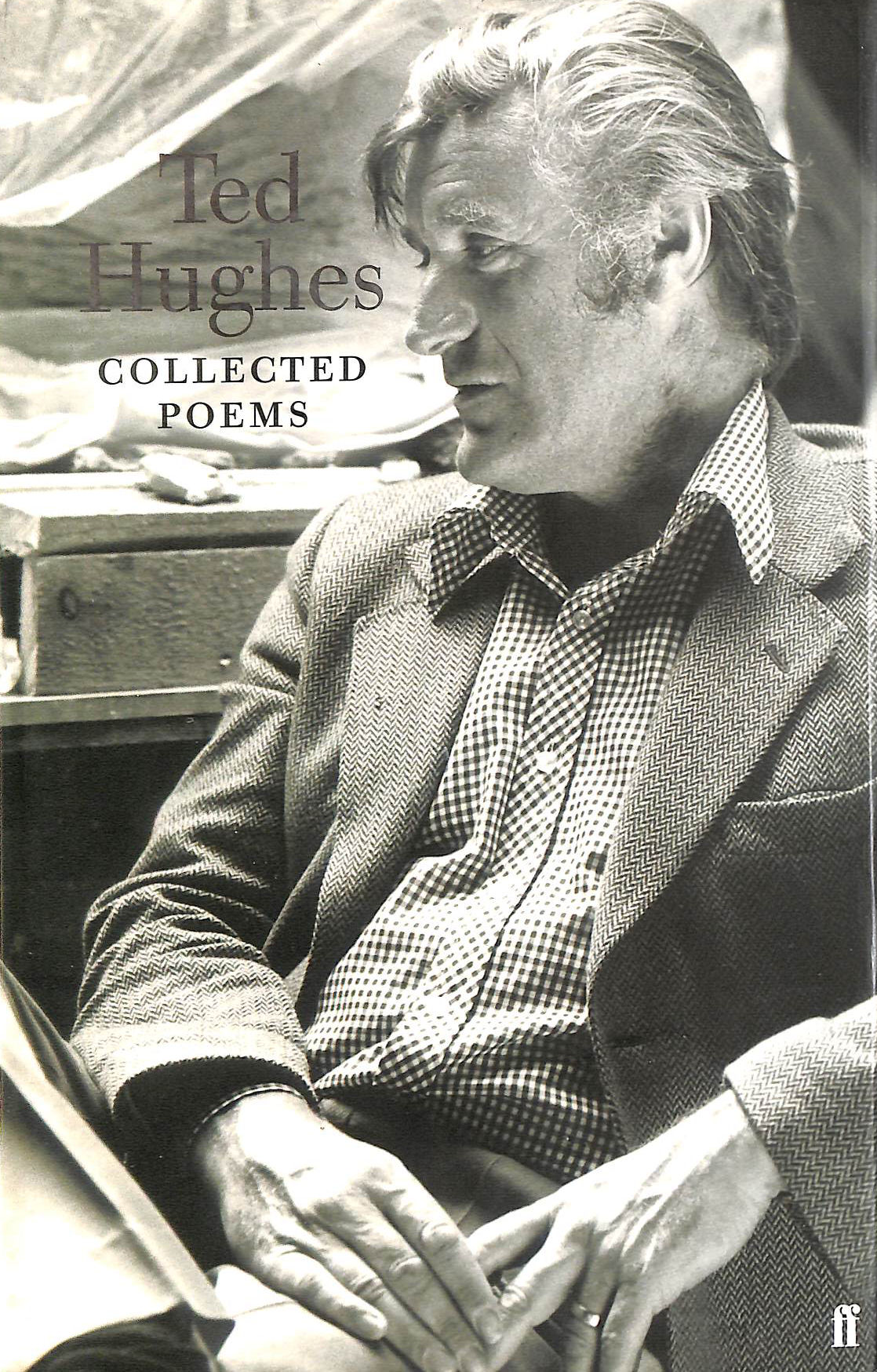 Image for Collected Poems of Ted Hughes
