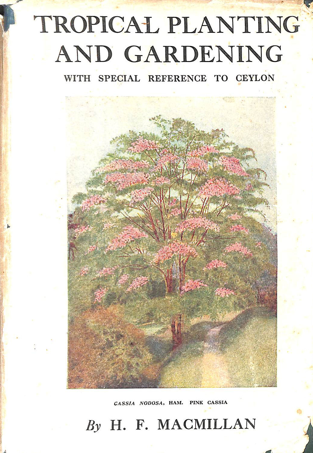 Image for Tropical Planting And Gardening, With Special Reference To Ceylon.