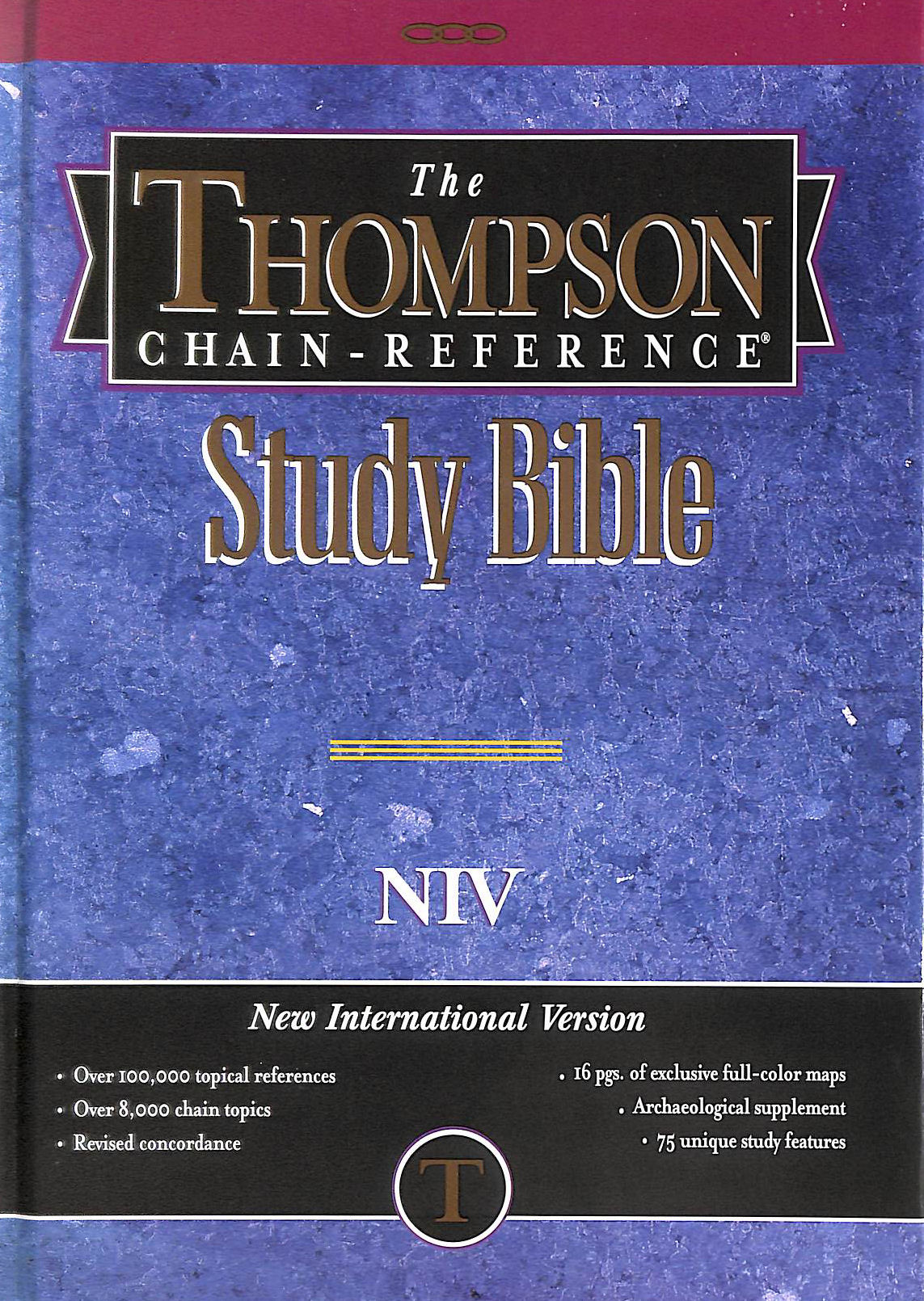 Image for Thompson Chain-Reference Bible: New International Version