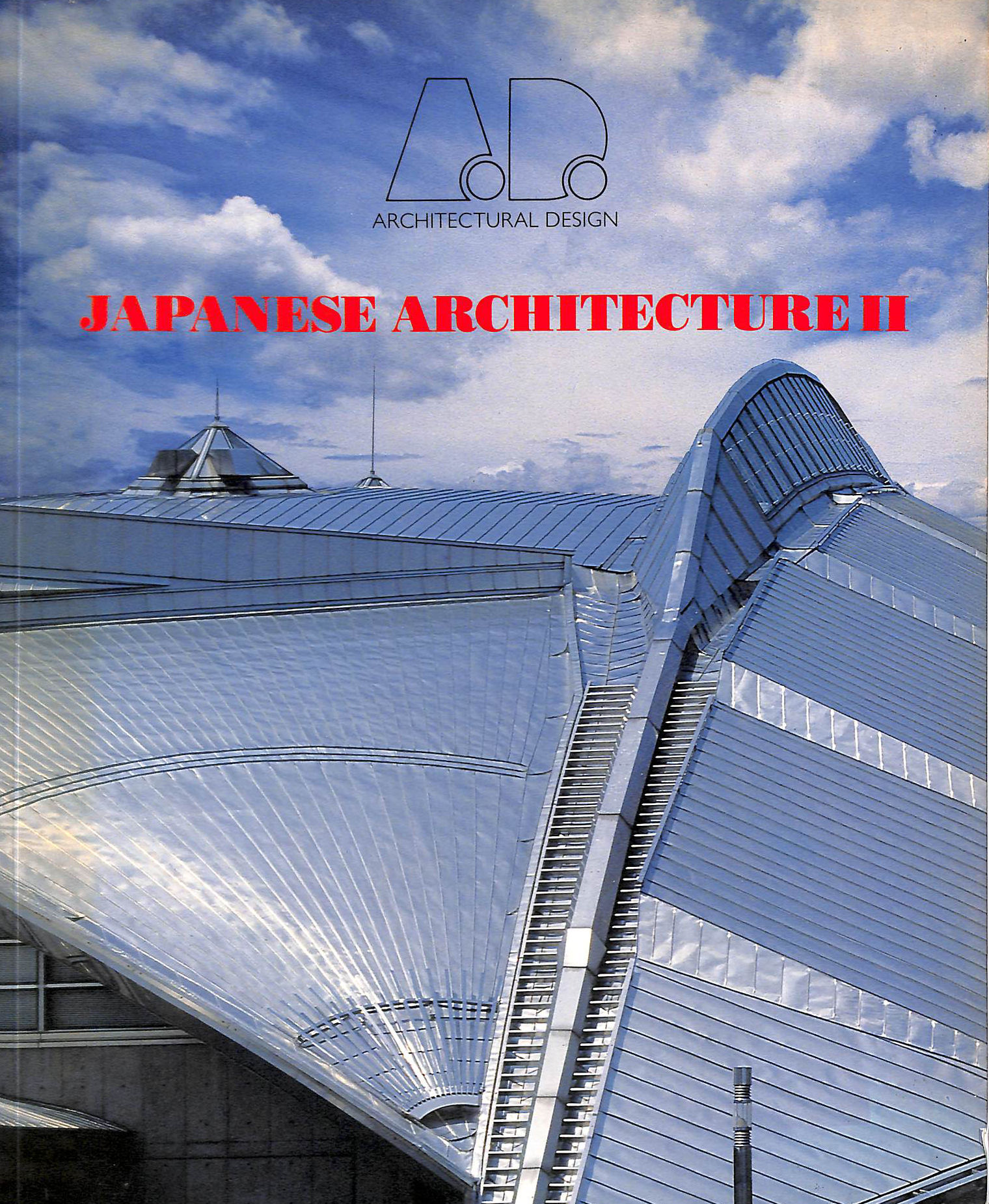 Image for Japanese Architecture II (Architectural Design)