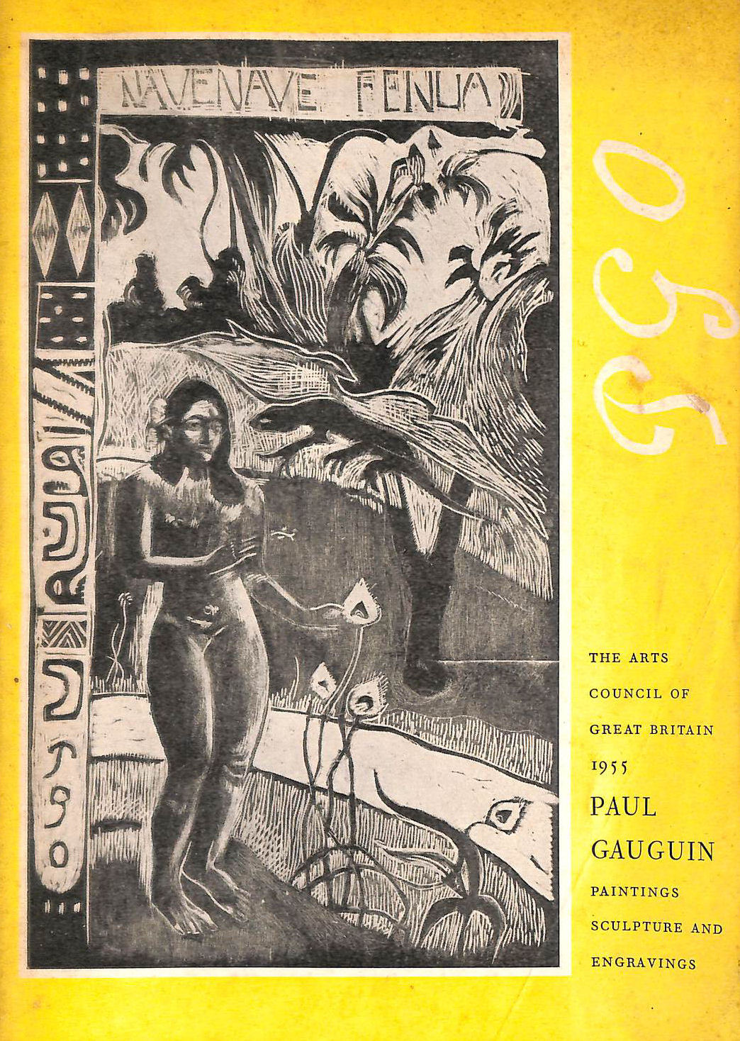 Image for An Exhibition of Paintings, Engravings & Sculpture Gaugin