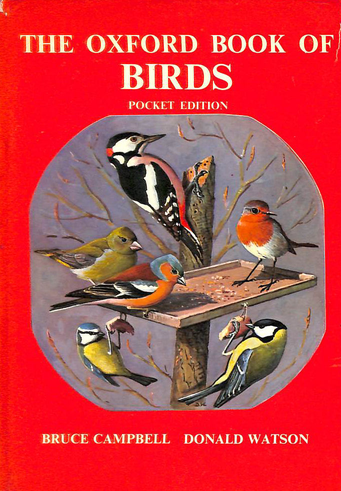 Image for Oxford Book of Birds
