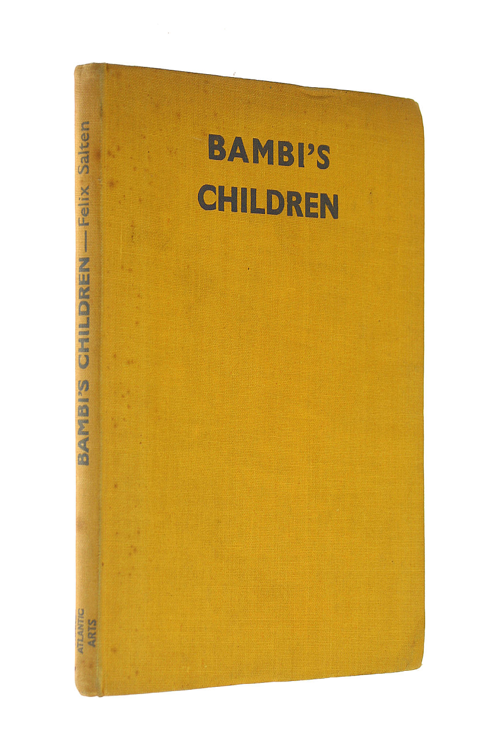 "Image for Bambi""s Children: The Story of a Forest Family"