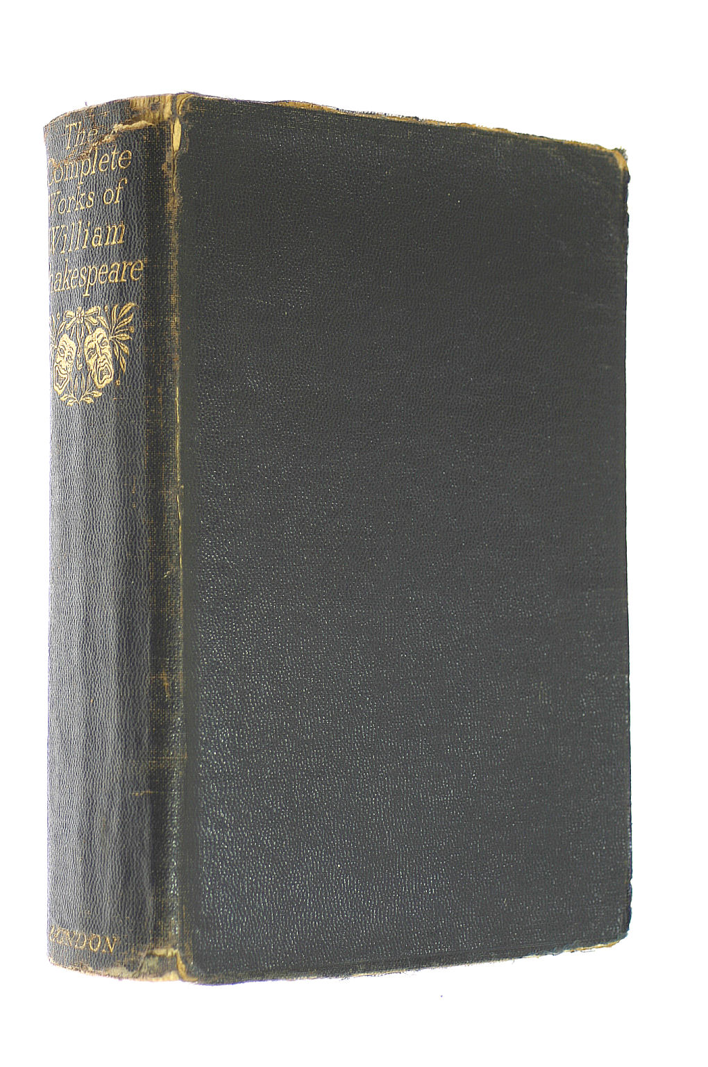 Image for The Complete Works of William Shakespeare.