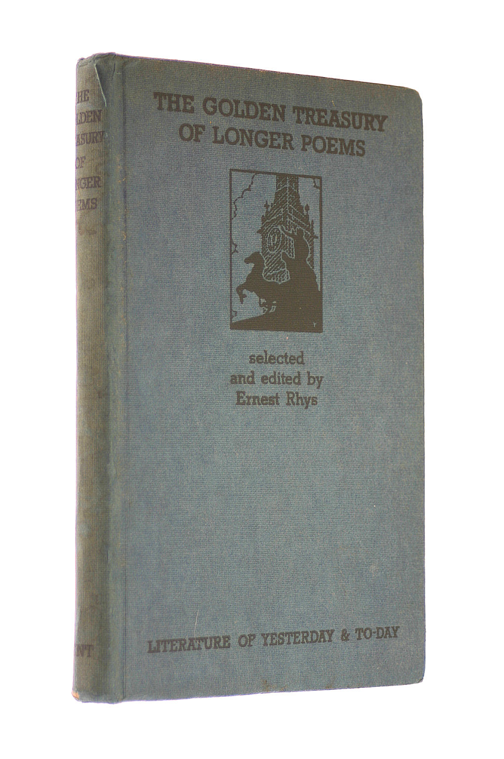 Image for The Golden Treasury of Longer Poems