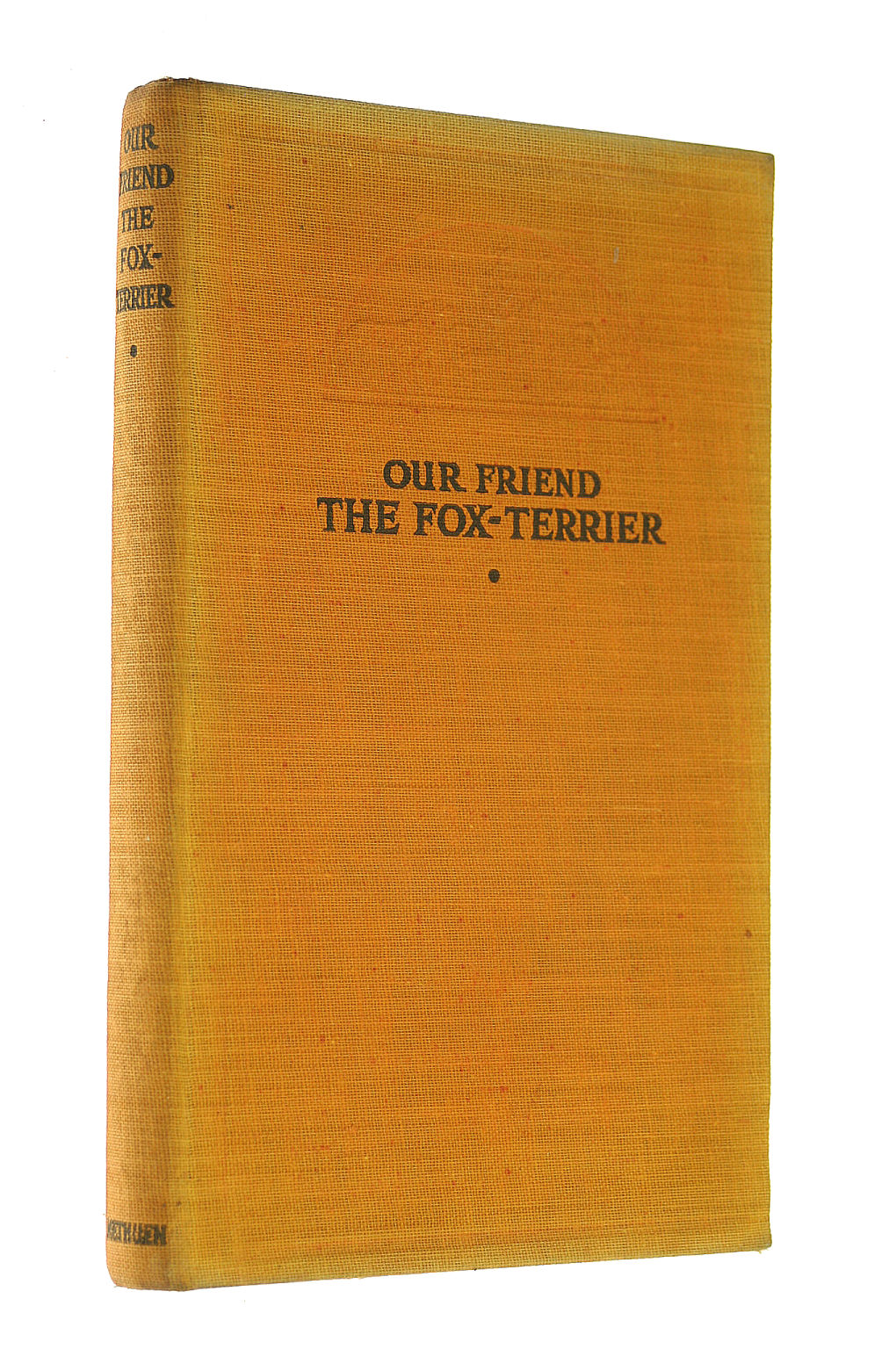 Image for Our Friend the Fox-terrier