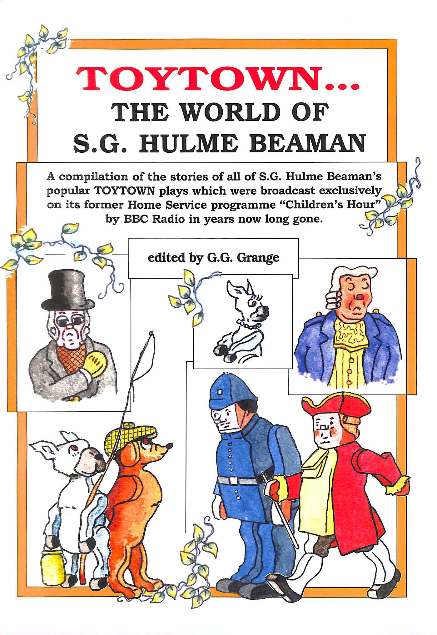 Image for Toytown: The World of S.G.Hulme Beaman