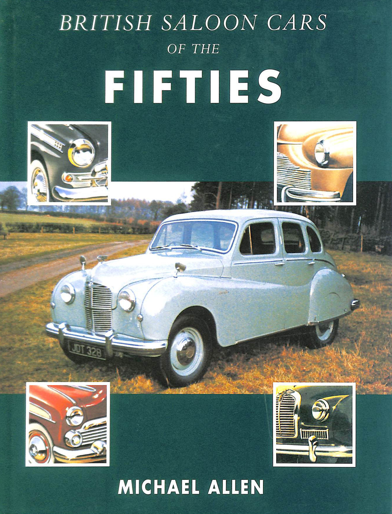 Image for British Saloon Cars of the Fifties