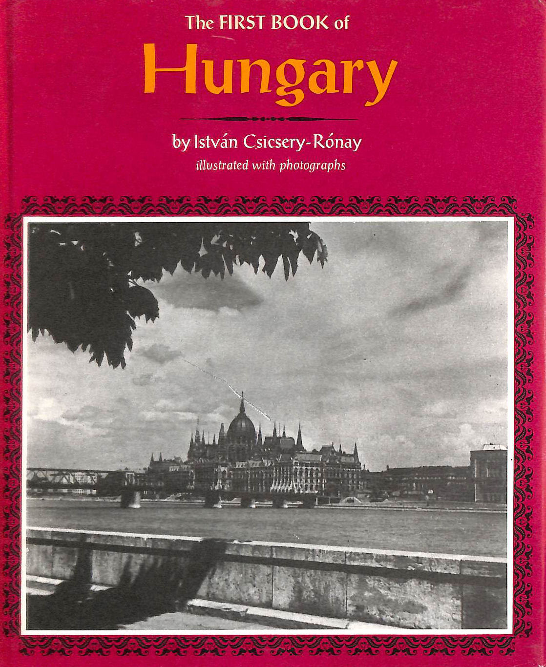 Image for The First Book of Hungary