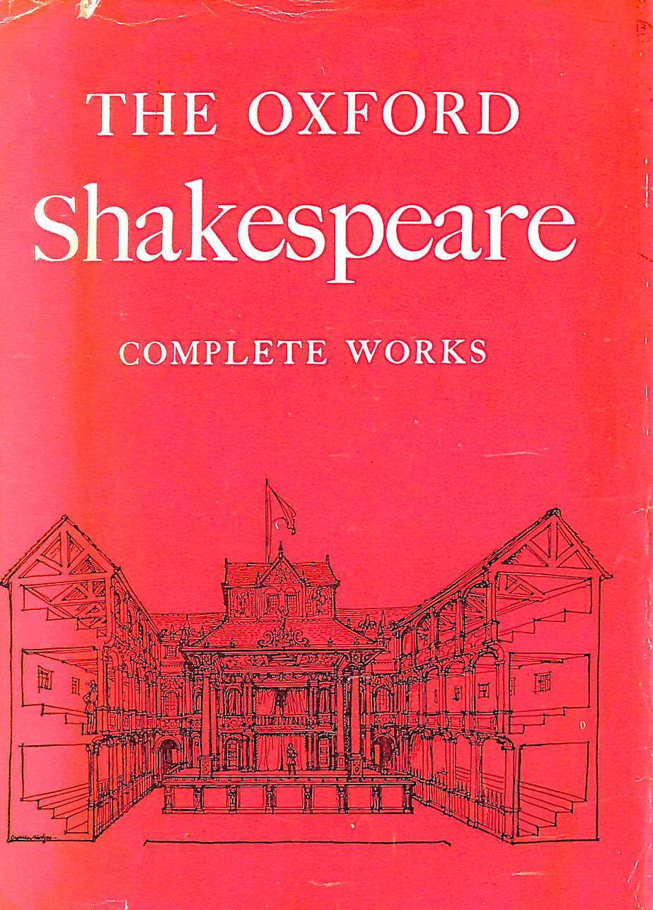 Image for The Complete Works of William Shakespeare, Edited with a Glossary by W. J. Craig.