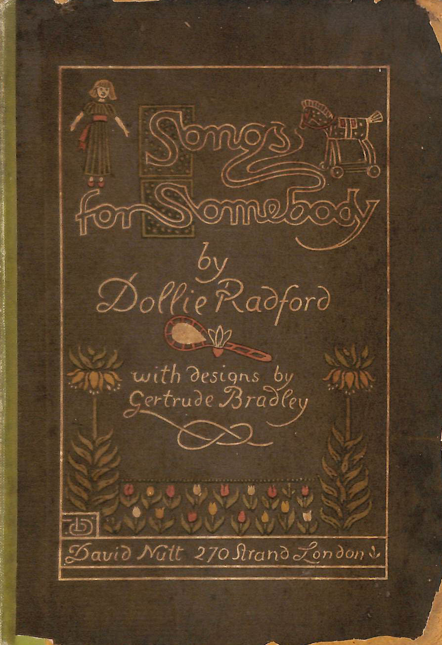 Image for Songs for Somebody.