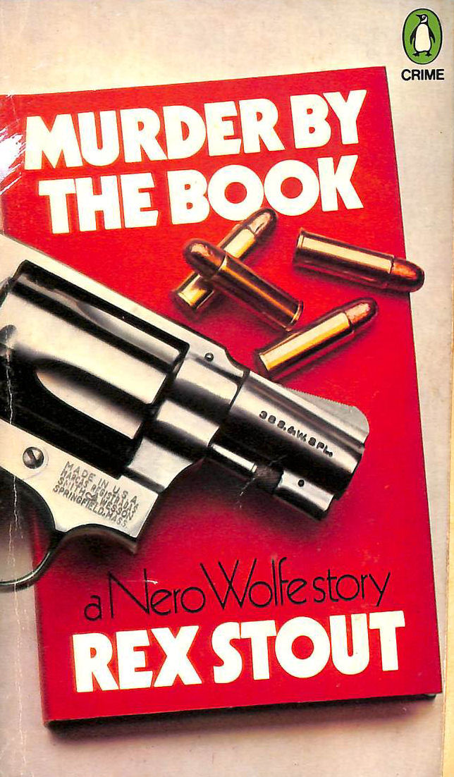 Image for Murder By the Book: A Nero Wolfe Story