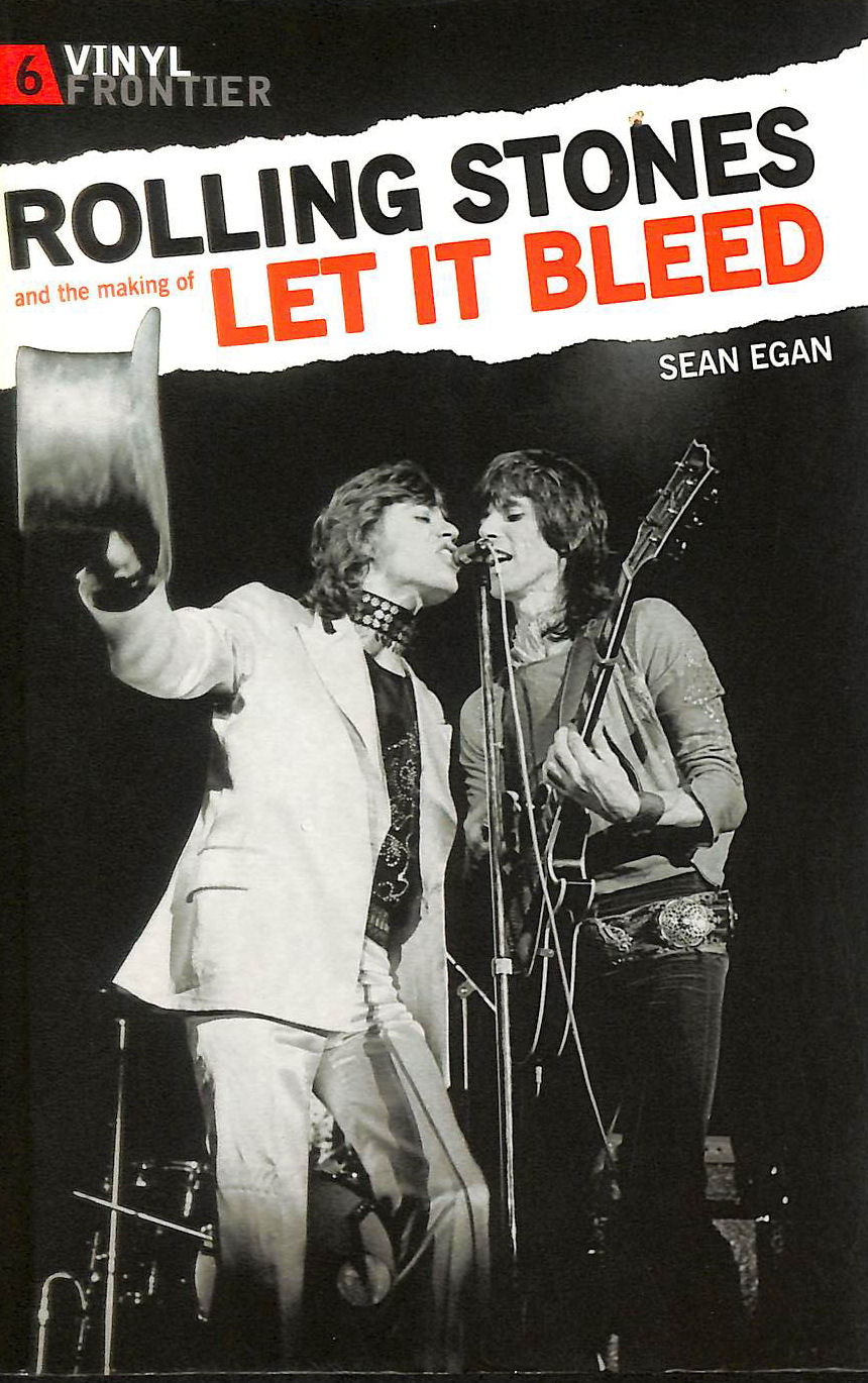 Image for Rolling Stones and the Making Of Let It Bleed