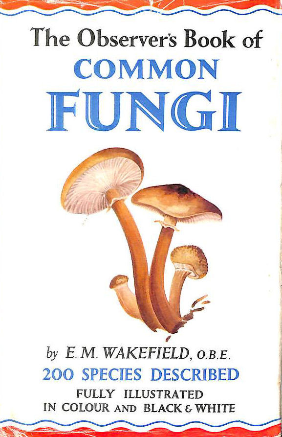 Image for The Observer's Book of Common Fungi (Observer's Pocket Series No. 19)