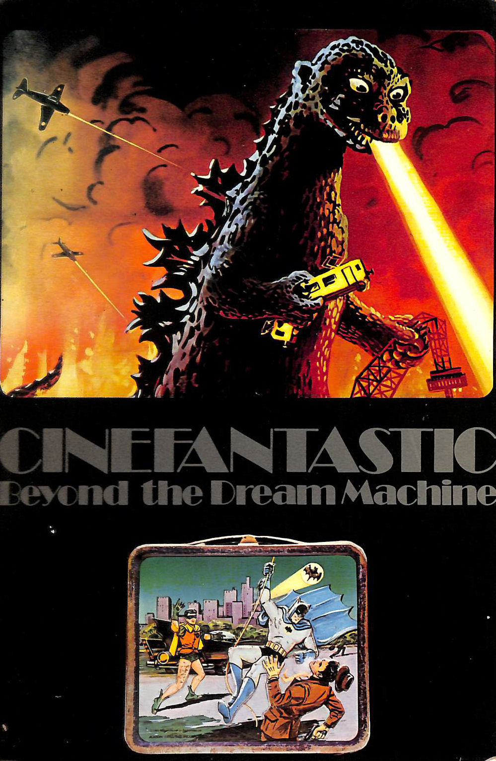 Image for Cinefantastic: Beyond the Dream Machine